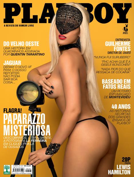 Playboy Luh Ferreira