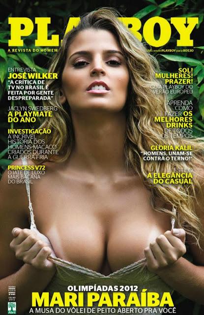 Playboy Mari Paraíba