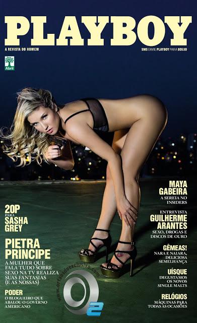 Playboy Pietra Príncipe