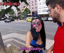 Brasileira fodeu muito no carnaval